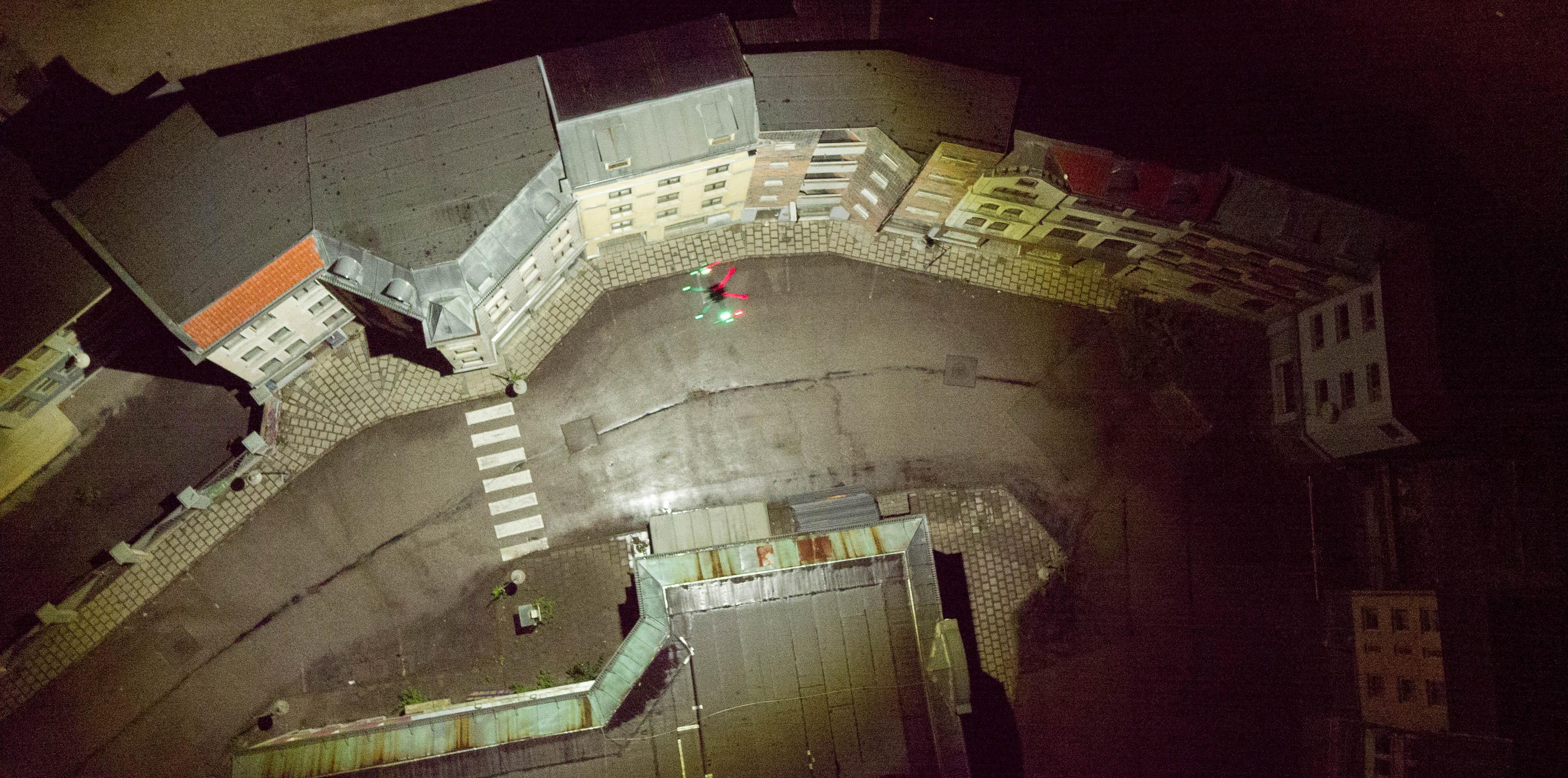 Marienhof Kulisse bavaria Film München LED Drohne Luftaufnahmen aerolution.tv Alexa mini FS7 moving lights drohnendienstleister münchen aerial drone team
